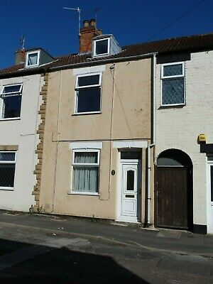 House for sale, freehold, mid terrace, Worksop, north Nottinghamshire,