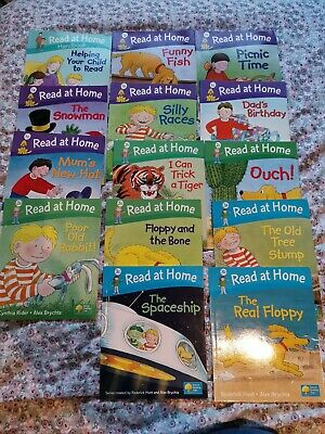 Set of 14 Oxford reading tree books, Biff, Chip and Kipper levels 1,2&3 VGC!!