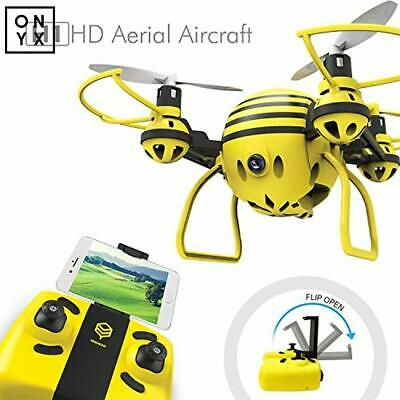 HASAKEE H1 FPV RC Drone with HD Live Video Wifi Camera &Headless Mode Quadcopter