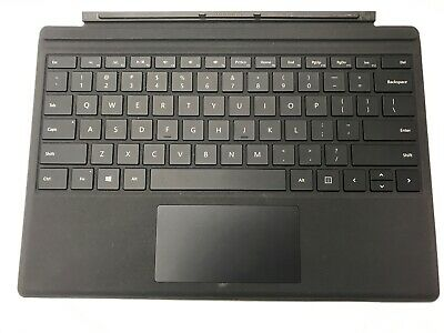 Genuine Microsoft Surface Pro 3/4 Type Cover Gray Keyboard Model 1725 FOR PARTS