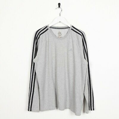 T SHIRT ADIDAS manche longues neuf Taille M EUR 10,00
