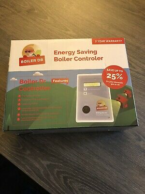 Energy Saving Boiler Controller (Boiler Dr.) **Save Up To 25% on Domestic Gas**
