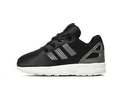 Adidas Originals ZX Flux kids Adidas baby Trainers infant shoes Size 3 UK