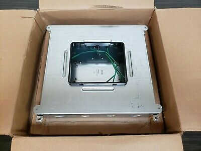 Wiremold Rfb6 - 6 Compartment Recessed Floor Box - Brand New In Box