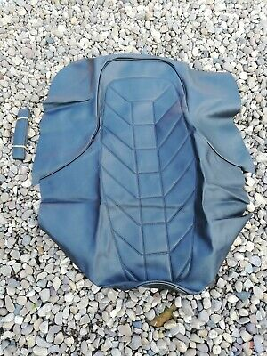 SUZUKI GT250 X7 SEAT COVER and STRAP new