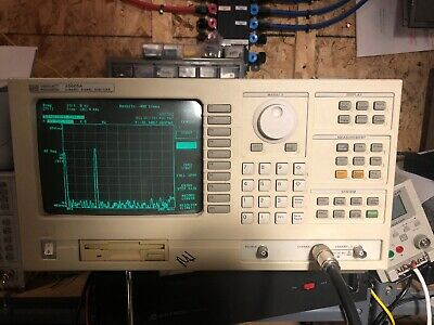 Tested Hp 35665A Dynamic Signal Analyzer