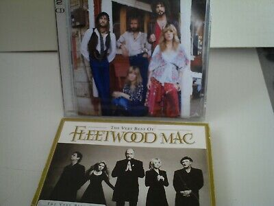 FLEETWOOD MAC-THE VERY BEST OF-2 cd-Discs areNear Mint-Booklet Damaged-UK SELLER