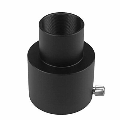 """Gosky 0.965 to 1.25 Inch Telescope Eyepiece Adapter - Allow You use 1.25"""":"""