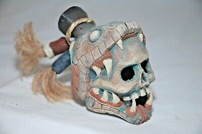 Mayan Or Aztec Death Whistle By Thor, Not A Tiki Mug