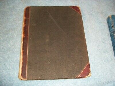 Old Agriculture 1904-1914 Ledger Baltimore Maryland Picture What Planted on Land