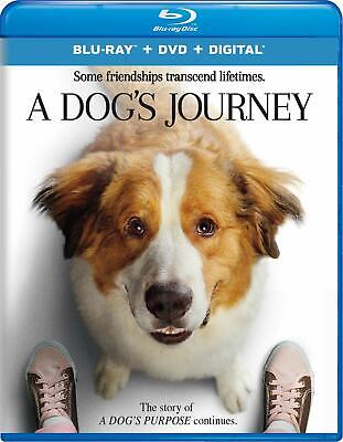 A Dog's Journey (Blu-ray & DVD, 2019) The Story of A Dog's Purpose Continues
