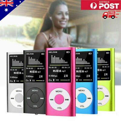 "IPod Style 32GB Portable 1.8"" LCD MP3 MP4 Music Video Media Player FM Radio AU"