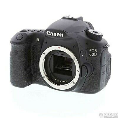 Canon DSLR Camera EOS 60D Body EOS 60D [Used] F/S Japan