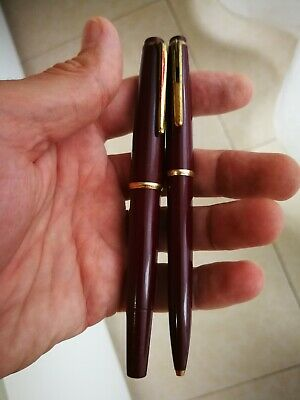 Montblanc N ° 32 and Montblanc N ° 38 for restore projects