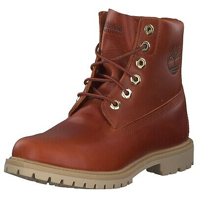 Timberland Af Nellie Chukka con lacci VERDE LINEA DONNA STIVALI IN PELLE A1HFN D8