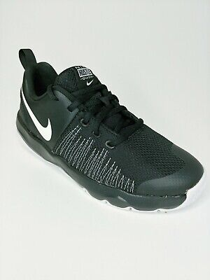 Nike Team Hustle Quick PS Kid/'s Running//Casual Sneakers  Black  922681 004   L