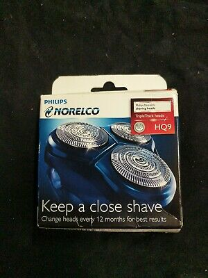 Philips Norelco HQ9 Replacement Shaving Heads for 8150XL / 8240XL Models
