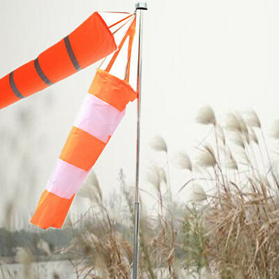 Nylon weather vane windsock outdoor toy kite wind monitoring  wind indicator JG