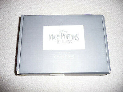 Mary Poppins Returns-Box   Movie  Gifting Suite 2018 New In Box
