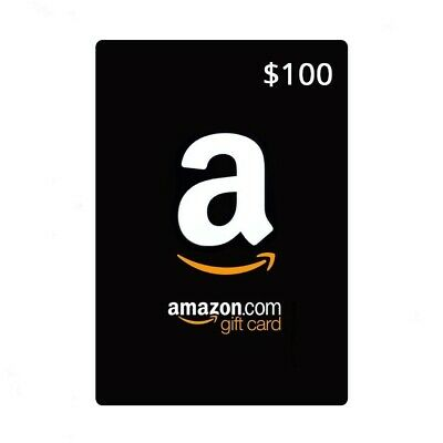 $100 Amazon Gift Card(Email Delivery)