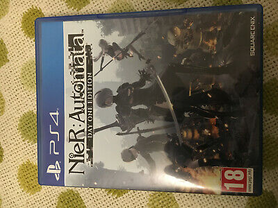 NieR:Automata -- Day One Edition (Sony PlayStation 4, 2017)