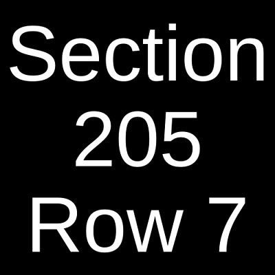 2 Tickets UCLA Bruins vs. Cal State Stanislaus Warriors Basketball 10/30/19