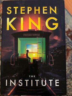 The Institute By Stephen King - Sept 2019 New Retail Edition Hardcover