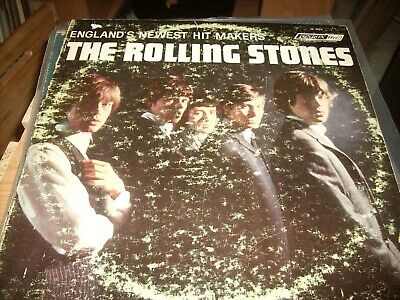 THE ROLLING STONES-ENGLAND'S NEWEST HIT MAKERS very good 1964 PSYCH ROCK