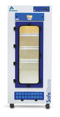 Filtering Chemical Storage Cabinet, New with Filter