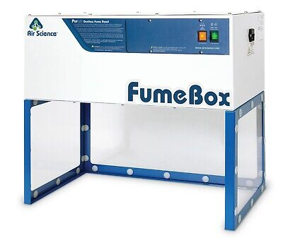 Ductless Fume Extractor / Filtered Fume Cupboard, New with Filter