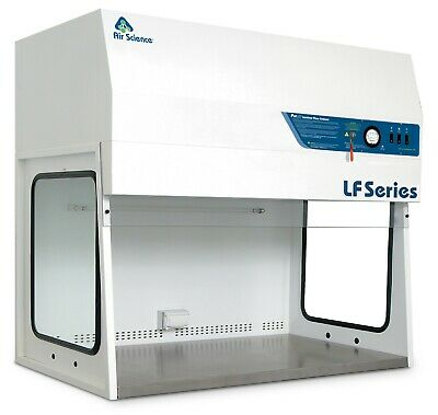 "Vertical Laminar Flow Cabinet- 48"" / 1200mm Wide Flow Hood, New with ULPA"