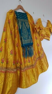 FINAL CLEARANCE Indian Lehenga Choli