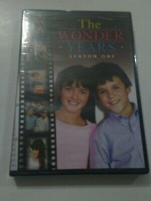 DVD The Wonder Years Complete First Season 1 One NEW SEALED Fred Savage tv show