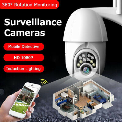 0C57 10LED Cam Two-Way Audio Indoor IP66 Wifi Security Camera