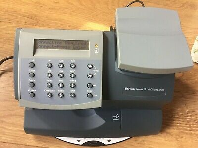 Pitney Bowes DM50 Digital Franking Mailing Machine & Scales K700 with £56 credit