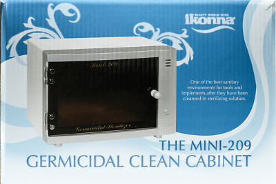 Ikonna Mini-209 Germicidal Clean Cabinet