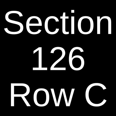 2 Tickets MercyMe 3/1/20 Dunkin Donuts Center Providence, RI
