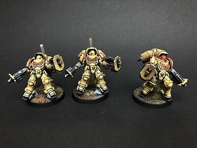 Warhammer 40k Imperial Fists Primaris Space Marine Inceptor PRO PAINTED
