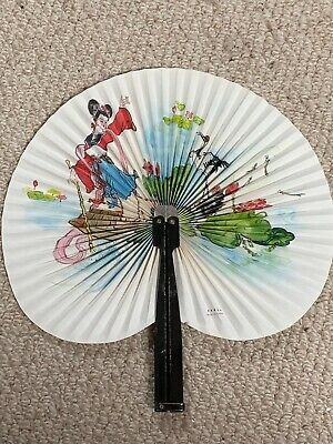 Hand Held Fan - Vintage And Collectable - Decorative