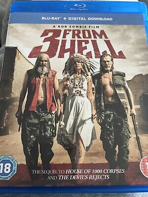 3 From Hell (Blu-Ray Rob Zombie)