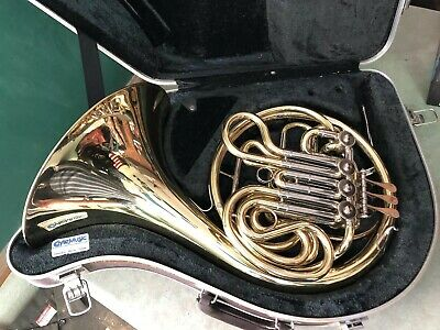Yamaha Model YHR-664 Double French Horn w/Case