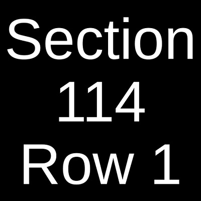 2 Tickets UCLA Bruins vs. Long Beach State Forty Niners Basketball 11/6/19