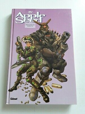 ***  Appleseed - T4 - Vf - Tbe ***