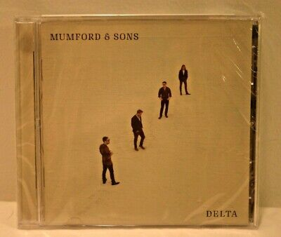 Mumford & Sons Delta CD 2018 Delta BRAND NEW and FREE SHIPPING