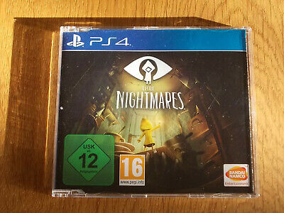 Little Nightmares PS4 promo edition