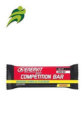 Enervit Sport Competition Bar Banana  Vanilla BOX 25 pz