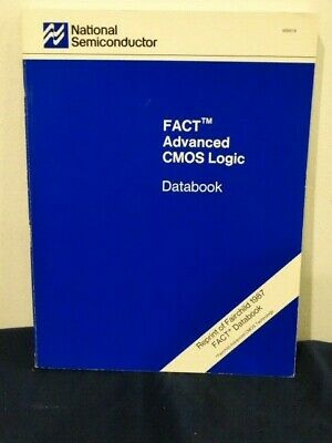 FACT Advanced CMOS Logic Databook National Semiconductor