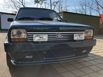 Ford Fiesta RS MK1 - (XR2) Top Zustand