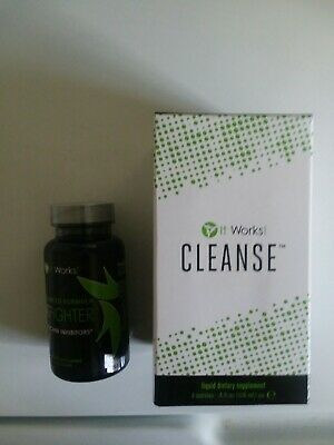 It works! Cleanse and Fat Fighter