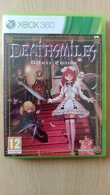 Deathsmiles Deluxe Edition (PAL) XBOX 360 Complete